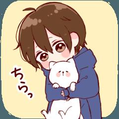 男の子のスタンプ☆ 6