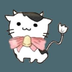 牛×ハムスター(?)うしハムちゃん!