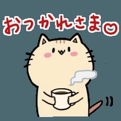 にゃんさん(日常編)