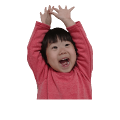 柚さんスタンプ リアルバージョン第2弾