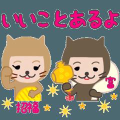 にゃんこペア vol.2