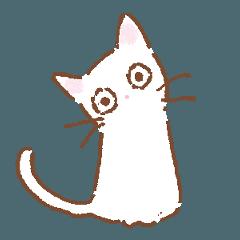 白猫のミー2