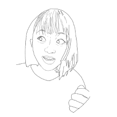 リアル反応女子
