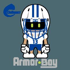 Armor_Challengers Vol.1