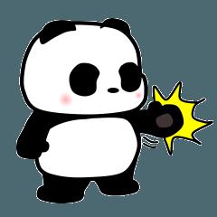 パンダの銀ちゃん