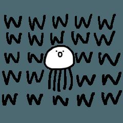 ★ネットスラング!稀にマッスルなクラゲ