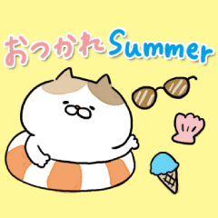 ◆夏のダジャレ&死語の色々にゃんこ◆