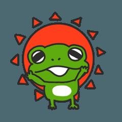 カエルの太郎〜天候系〜