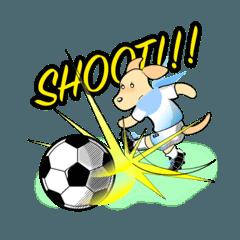 サッカー選手: オムライスパピー