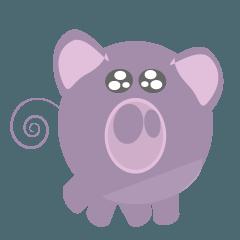 お天気屋の芋色豚の日常 2