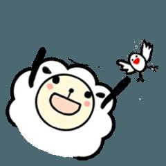 羊のシャロちゃん~クリスチャンスタンプ4