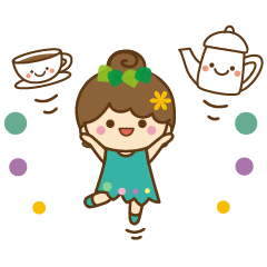 teaちゃんのティータイム
