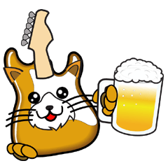 楽器でありネコであるギタニャン登場!