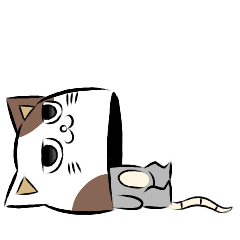 猫を被るハズカシガリヤネズミ