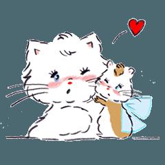 猫のmousse!!