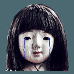 動く恐怖の人形 弐