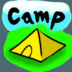 なんかキャンプ
