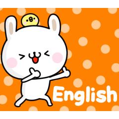 日常で使える英語*うさたん
