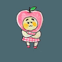 ナリキリコちゃん フルーツになりたいの編