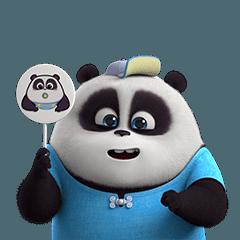 パンダ Pange 3D 2