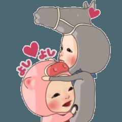 【動く】ブーイン&ウーヒン【LOVExLOVE】