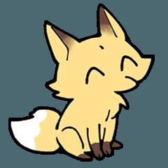 狐妖怪の山吹