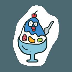 アイスクリームモンスター