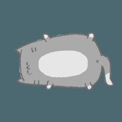怠惰な太った猫の人生