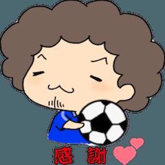 ぱんちくん〜サッカー編〜