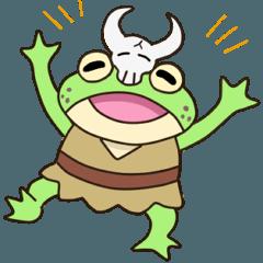 カエル原人