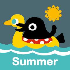 カラスアハちゃん (夏)