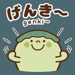 抹茶丸 (日本語 ver.)