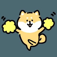 「柴犬 イラスト ゆる コタロー」の画像検索結果