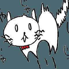 「んだがら」秋田弁・湯沢雄勝。ゆる猫。